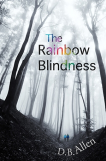 how do you describe the beauty of a rainbow, when you're the only person who can see it?